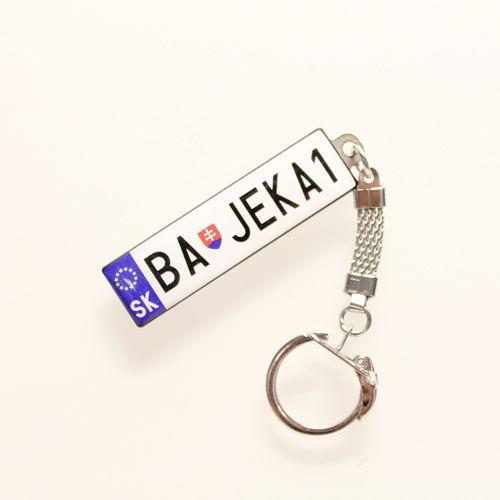 199f419fe Kľúčenky a kovové odznaky - Živicové nálepky s 3D efektom